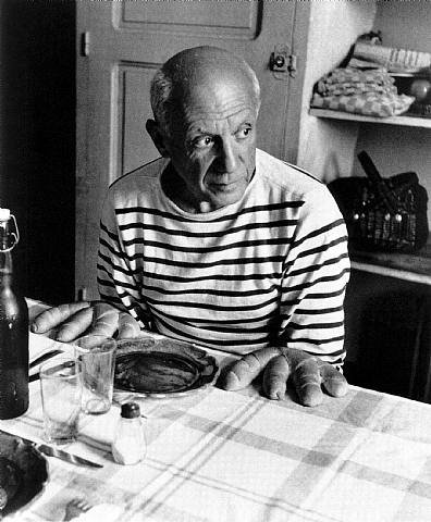 Pablo Picasso Photos 1952 Year