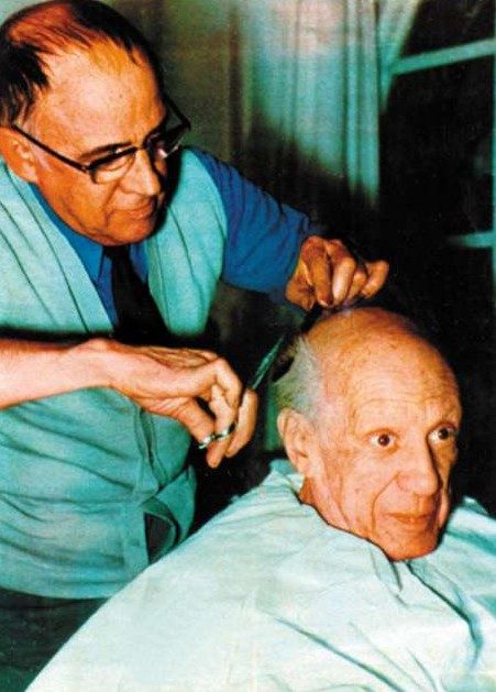 Eugenio Arias: Friend and barber to Picasso