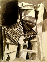 Pablo Picasso. Chair, 1942