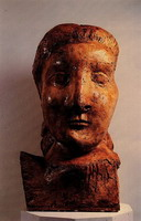 Head of a Woman (Dora)