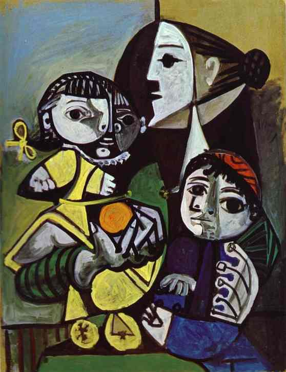 pablo picasso and the works of impressionism Pablo picasso linocuts  exploring the many manifestations of faces in pablo picasso's ceramic works, from the beautiful profile of his muse jacqueline roque to .