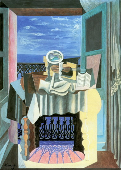 Pablo picasso wikipedia - Picasso nature morte a la chaise cannee ...