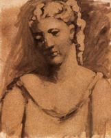 Bust of a Woman (Sarah Murphy)