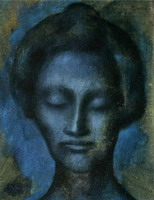 Head of a Woman, 1901