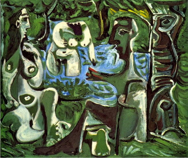 pablo picasso and paul czanne essay