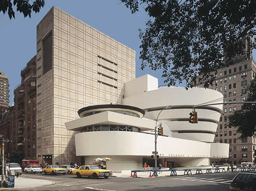 New York, The Solomon R. Guggenheim Museum