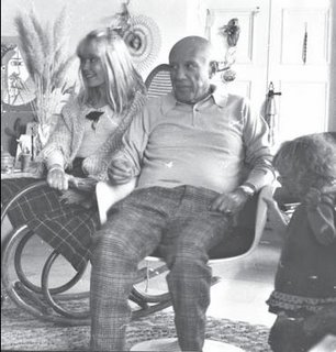 Picasso and Sylvette David