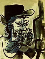 Pablo Picasso. The painter I