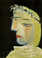 Portrait of Marie-Therese