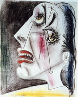Weeping Woman