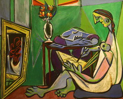 Pablo Picasso. The Muse, 1935