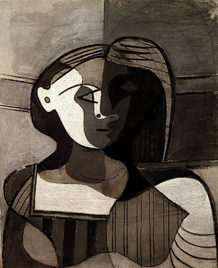 Pablo Picasso. Maiden Bust (Marie-Therese Walter), 1927