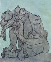 Pablo Picasso. The Rescue