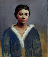 Portrait of woman