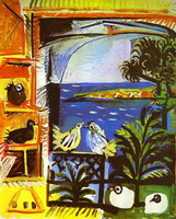 Pablo Picasso. The Doves.
