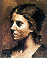 Portrait of Olga