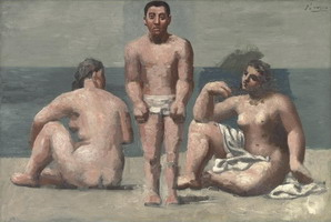 Bather and Bathers