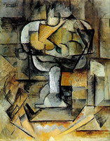 Pablo Picasso. The fruit bowl