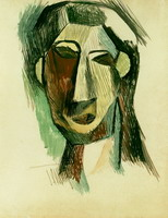 Head of a Woman (Fernande Olivier)