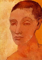 Pablo Picasso. Head boy