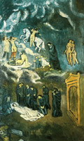 Pablo Picasso. Evocation (L`enterrement Casagemas)