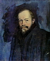 Portrait of Sebastia Junyent