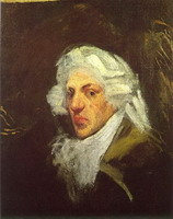 Gentleman portrait of the eighteenth century