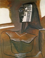 Seated Woman (Jacqueline)